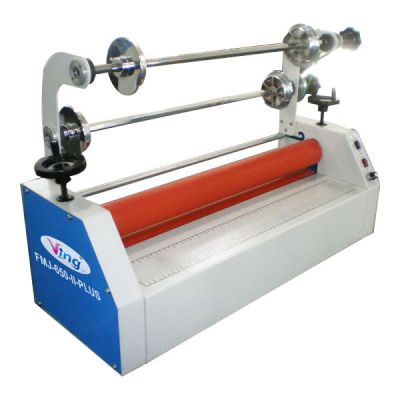 US Stock, Ving 26 in Semi - Auto Small Home Cold Laminator, for Business Card Laminating