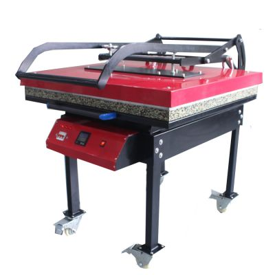 US Stock, CALCA 31in x 39in Large Format Sublimation Heat Press, 220V 3P