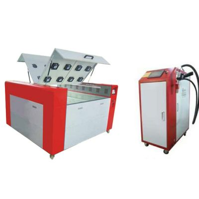 XK1215 Super Character Curing Platform and Single-component Pouring Glue Machine