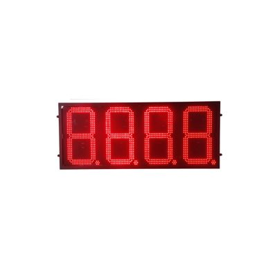 """16"""" LED Gas Station Electronic Fuel Price Sign Motel Price Sign 8888"""