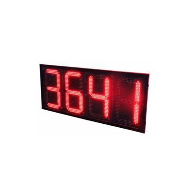 "24"" LED Gas Station Electronic Fuel Price Sign Motel Price Sign 8888"