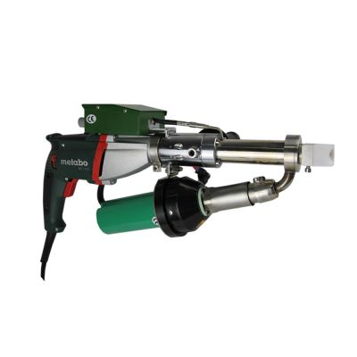 Ac220v Handheld Plastic Extrusion Welder Hot Air Extruder