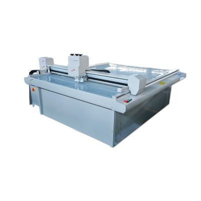 "AOKE DCZ50 98"" x 63"" (2500mm x 1600mm) Flatbed Digital Cutter"