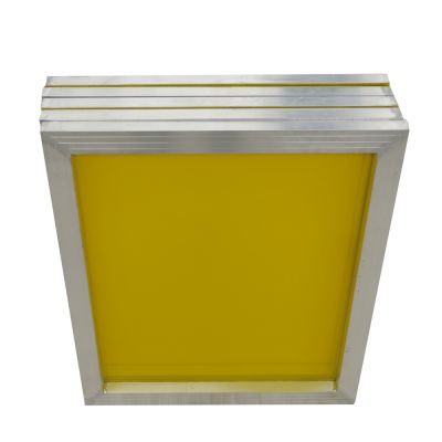 "US Stock, 6 pcs -18"" x 20""Aluminum Screen Printing Screens With 230 Yellow Mesh Count"