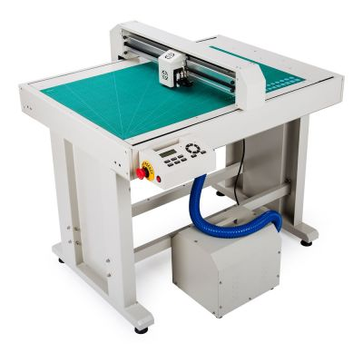 US Stock-110V 23in x 35in 6090 Digital Flatbed Cutter and Plotter