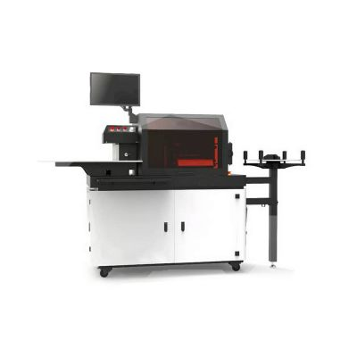 A13CSW Automatic CNC Metal Channel Letter Bender Machine