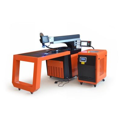 300W Hand-held Fiber Laser Welding Machine, with 2 Optical Path