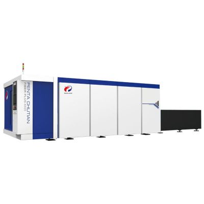 8000*2500mmFiber-Plus Series Fiber Laser Cutting Machine (ItalianTechnology)