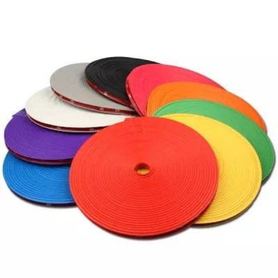 10 Colors Car Accessory Car Tyre Decorate Strips