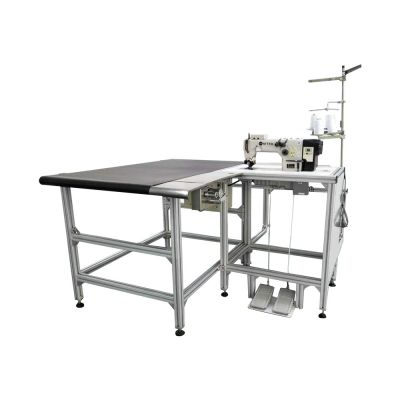 US Stock, Multifunctional Silicon Edge Sewing Machine for Banners