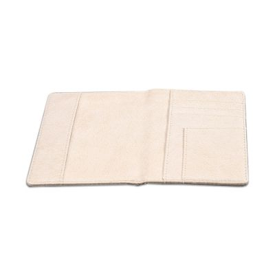 New Blank Sublimation Leather Passport Holder Card Bag