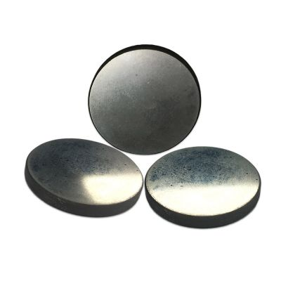 3 pcs Mo 10.6μm Reflection Mirrors for CO2 Laser Engraving and Cutting, Dia. 25mm THK 3mm
