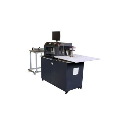 Ving Multifunction Automatic CNC Metal Channel Letter Bending Machine for Beveled and Curved Surface Letters