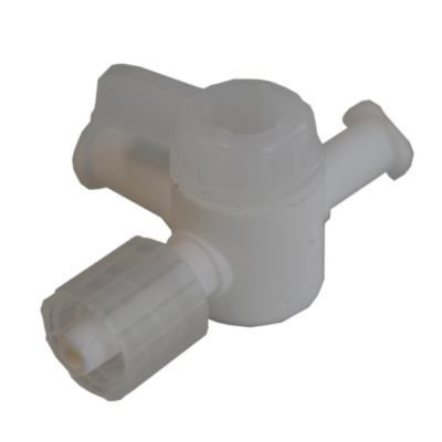 Infiniti FY-3312C / FY-8320C+ Priner Manual Three-way Valve (plastic)