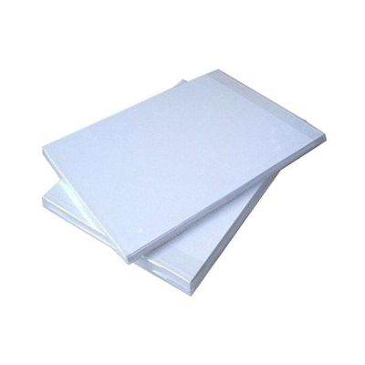 100 Sheets A4 Dye Sublimation Heat Transfer Paper for Textile Mugs Plates Tiles Printing