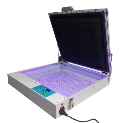"Tabletop Precise 20"" x 24"" 80W Vacuum LED UV Exposure Unit"