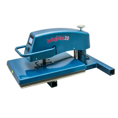 "US Stock, HIX Swingman20 Digital Manual Swing-away Heat Press with 16"" x 20"" Platen"