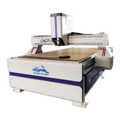 Qomolangma 51in x 98in 1325 Multifunctional CNC Router, with Vacuum System