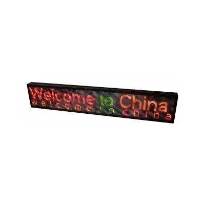 "59"" x 9"" Indoor 3 Lines LED Scrolling Sign(Tricolor or Single Color)"