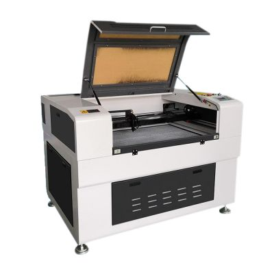 "51"" x 35"" 130W CO2 laser cutter, with USB Port and Electric Lifting Worktable and auto-focus"