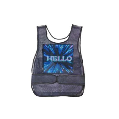 US Stock, Vest Screen Full Color Led Advertising Vest Led Screen