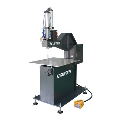 Ving Automatic Clincher Machine for Metal Channel Letter Making, Metalworking Riveting Machine