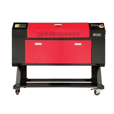 """35 """" x 23 """" 100W CO2 Laser Engraver and Cutter Machine"""