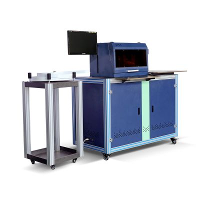 Refurbished US Stock, Automatic CNC Channel Letter Bender-All In One for Aluminum, SS, Copper, Iron