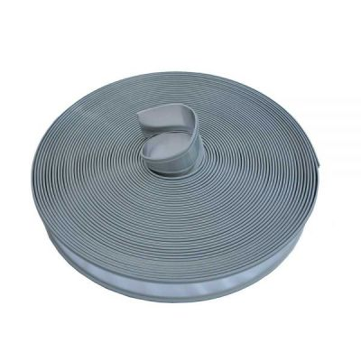"65mm (2.56"") x 35m (105ft) Roll Silver Aluminum Return Coil (With Folded Edge) for Channel Letter Sign Fabrication Making"