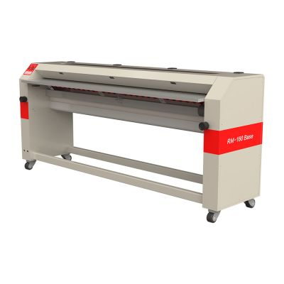 "63"" Wide Format Rewind Machine for Quantity Rolling Printing Job to Wind-up"
