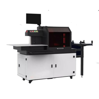 Ving Automatic Channel Letter Bending Machine High Edge Full Function Bending Machine