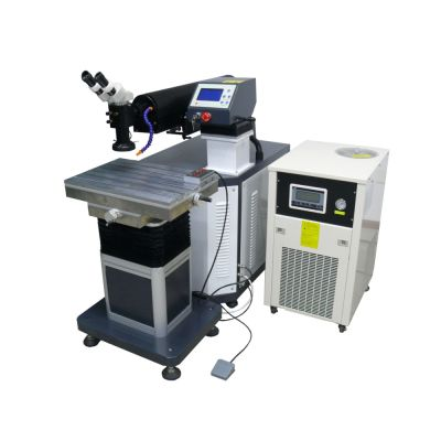 300W Mould Laser Welding Machine Welding Different Sorts of Steel as Used for Making Molds