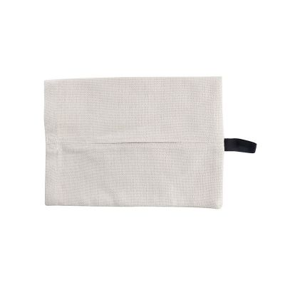 "US Stock-50pcs 7.1"" x 9.4"" Thick Linen Tissue Case for Sublimation Printing"