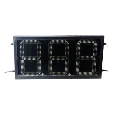 "8"" LED GAS STATION Electronic Fuel PRICE SIGN 888"