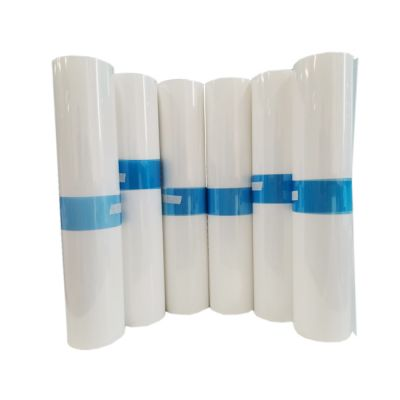 "US Stock, CALCA Waterproof Inkjet Milky Transparency Film for Silk Screen 24"" x 100FT - 6 Roll"