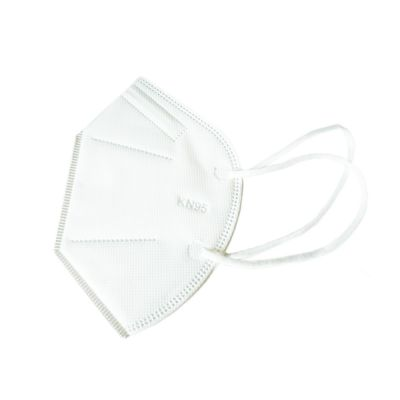 US Stock 20pcs /Box, CE FDA Registered KN95 5-layer Self-Priming Filter Type Protective Face Mask