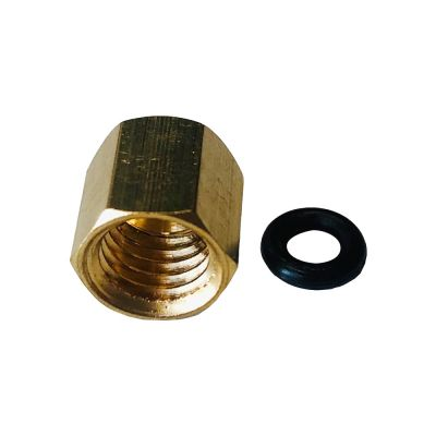 Copper Screw with O-ring for Big Damper Ink Piping 2.6*3.6mm