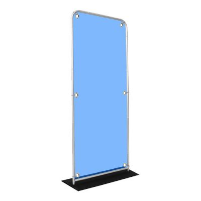 3ft x 7.5ft 32mm Aluminum Tube Tube Clear Protective Screen (Frame Only)