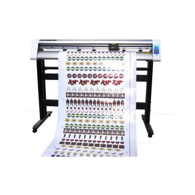 "48"" Vinyl Cutter Plotter with Full Touch Screen and CCD Camera/Automatic Contour Cut Cutting Plotter"