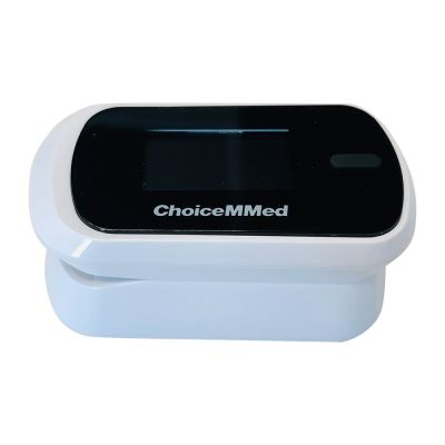 100PCs ChoiceMMed Four Directions Display Fingertip Pulse Oximeter