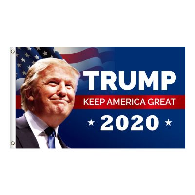 3x5 Ft Donald Trump Re-Elect 2020 Flag President Keep America Great MAGA Flags