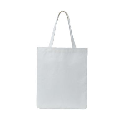 "Screen DTG Printing 15.7"" 12 oz. Cotton Canvas Shopping Promo Tote Bag"