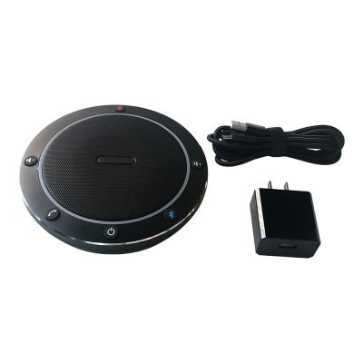 US Stock SV11B Bluetooth Speakerphone / Conference Speakerphone for Holding Meetings with Perfect Sound Quality