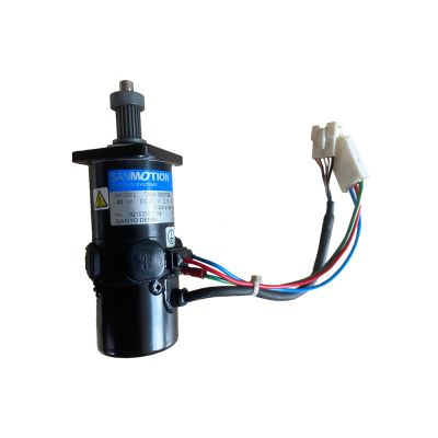 Original Mimaki JV33 Scan Motor ( Y-axis Motor,Second Hand ) - M011924