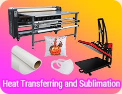 Heat Transferring and Sublimation