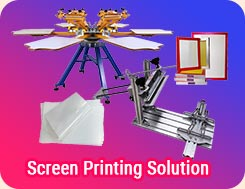 Screen Printing Solution