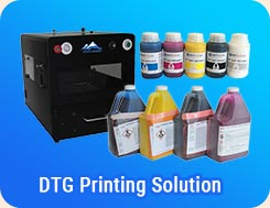 DTG Printing Solution