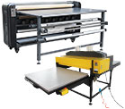 Large Format Heat Press and Calender