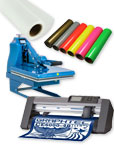 Heat Press Starter Kit