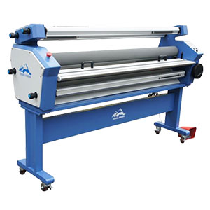 Qomolangma Full-auto Wide Format Cold Laminator, with Heat Assisted